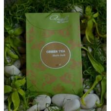 Bath Salt Green Tea 50 gr