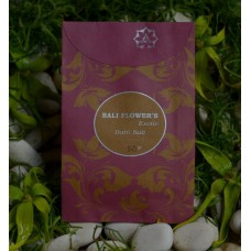 Bath Salt Bali Flower's 50 gr