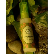 Lemongrass Body Mist 100 ml