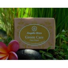 Green Care Face Soap Bar 80gr