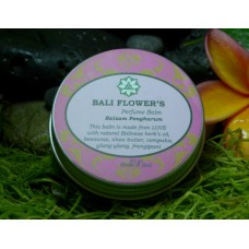 Bali Flowers Perfume Balm 30 gr