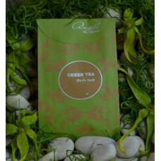 Bath Salt Green Tea 1000 gr