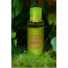 Green Tea Massage Oil 100 ml