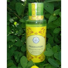 Frangipani Massage Oil 100 ml