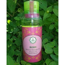 Rose Massage Oil 60 ml